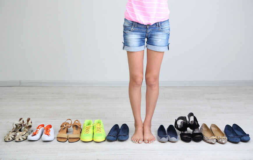 5 Tips to Buying Shoes That Fit (And Are Comfortable!)