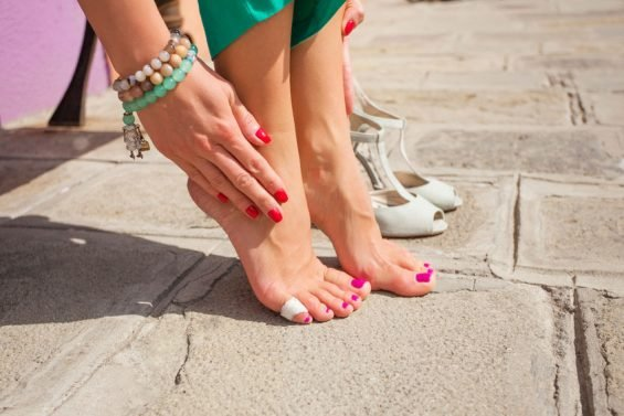 Have a Blister on Your Foot? 5 DIY Remedies That Really Work