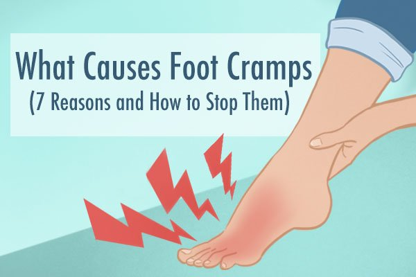 What Causes Foot Cramps (7 Reasons and How to Stop Them)