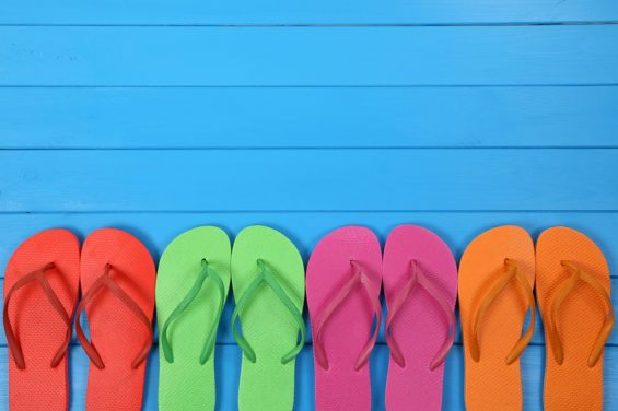 Why Flip Flops are Wreaking Havoc on Your Feet