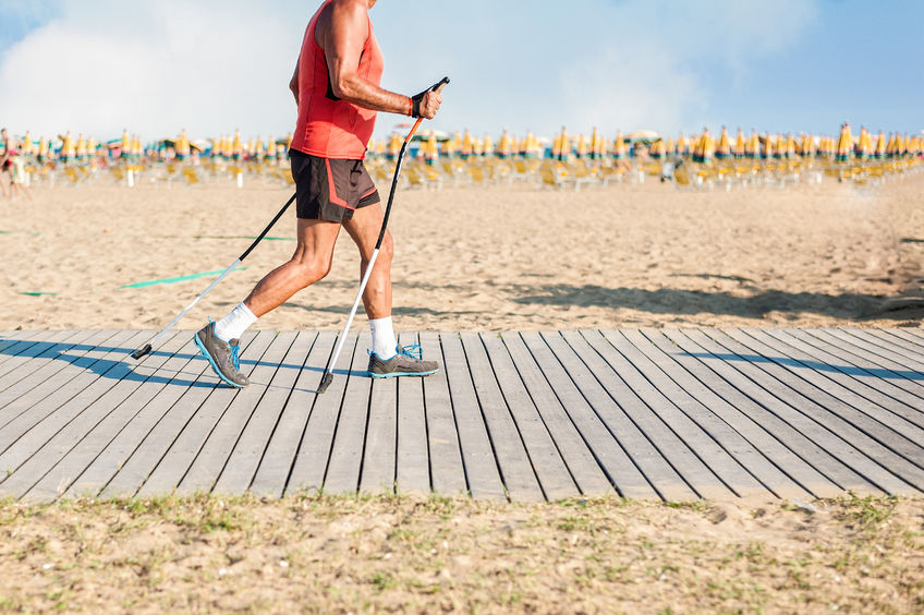 benefits of brisk walking