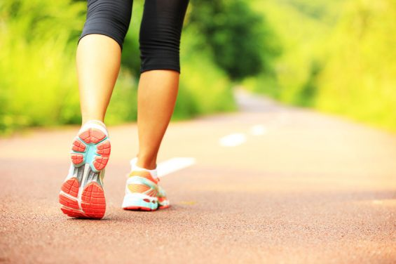 How to Maximize the Benefits of Brisk Walking
