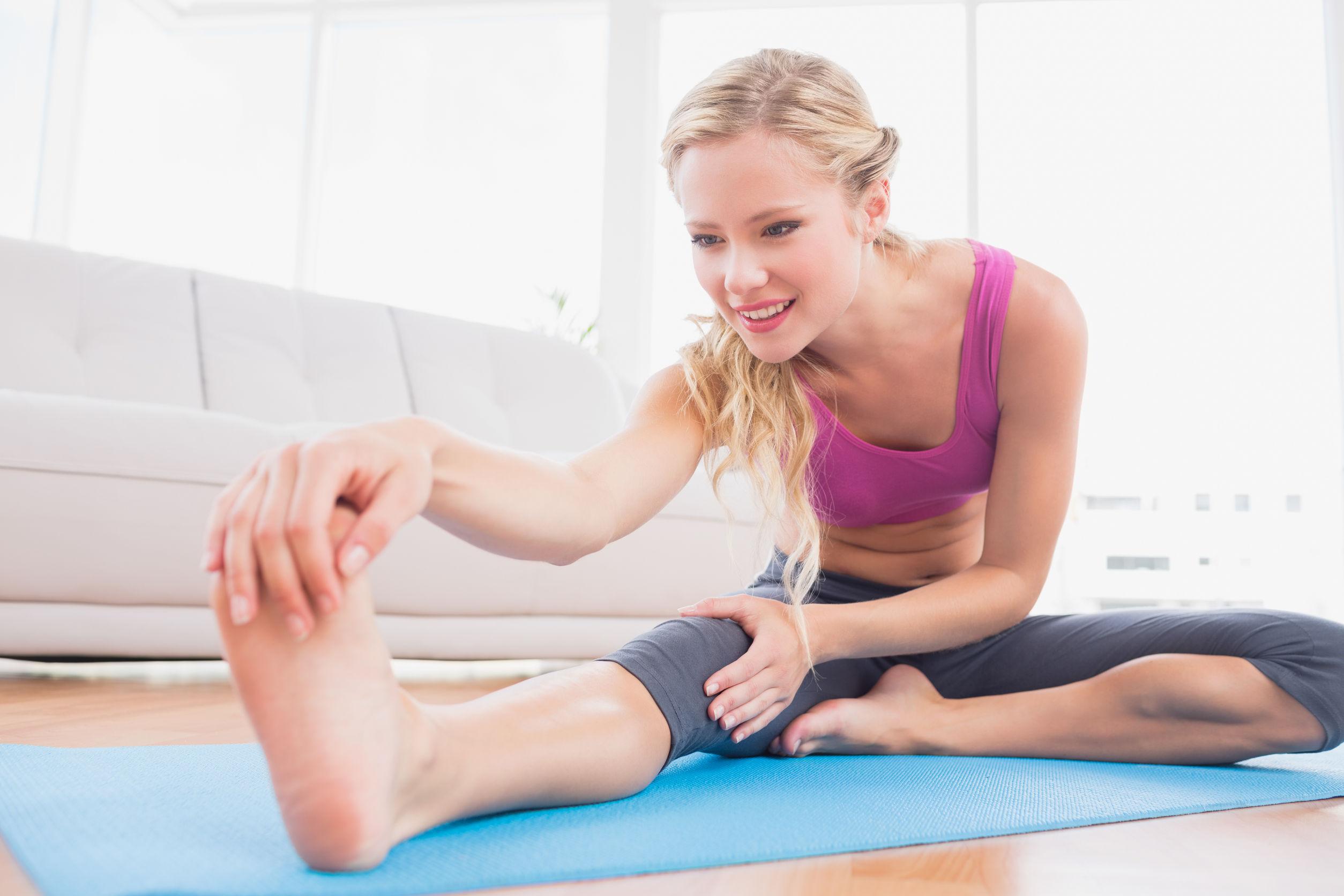 Ankles Stretches | DermalMedix