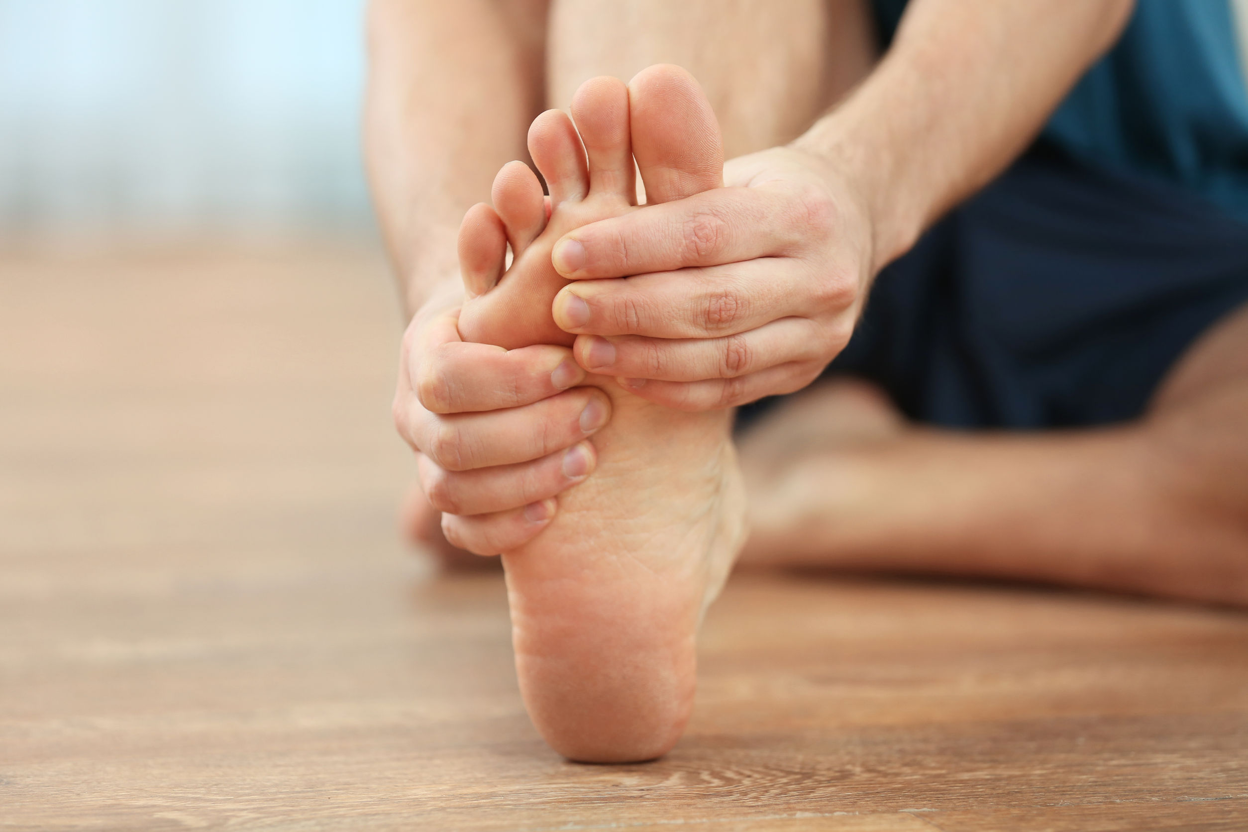 What's Causing Your Foot Cramps? (and how to prevent them)