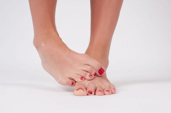 How to Fight Eczema on the Soles of Your Feet