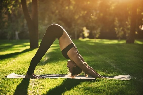 How Yoga Can Improve Your Foot Strength