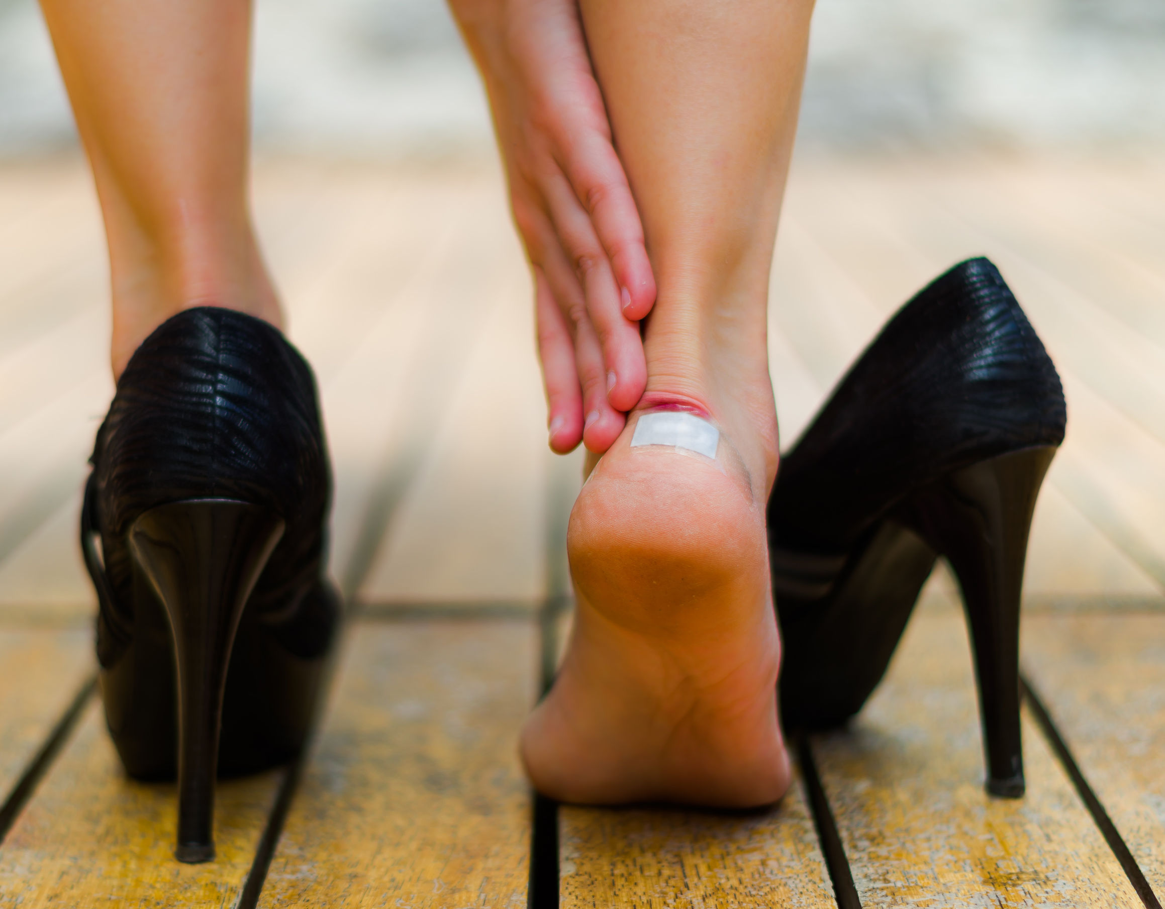 Blisters Crippling Your Feet? (7 steps to prevention and relief)