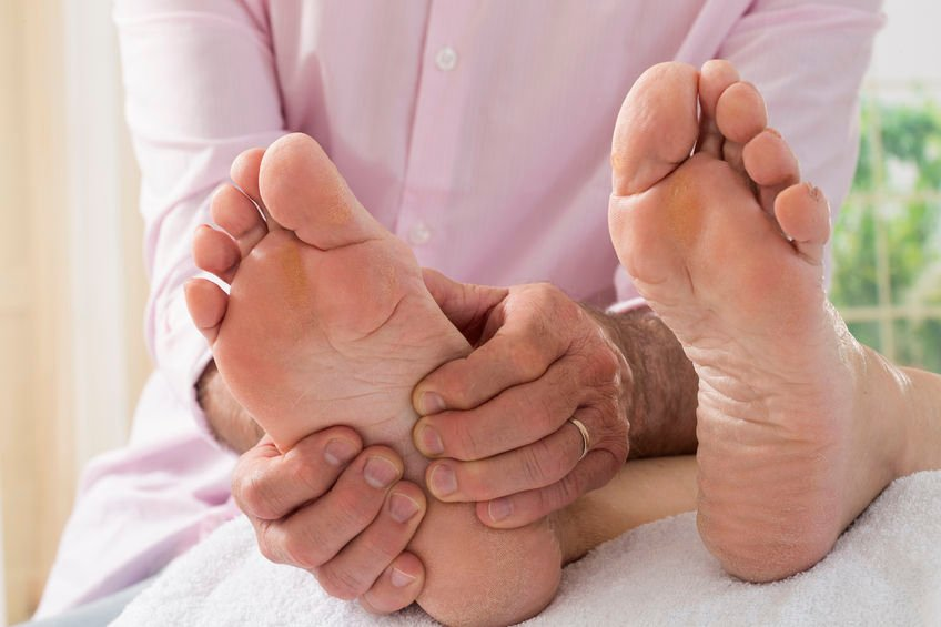 Foot Joint Pain | DermalMedix