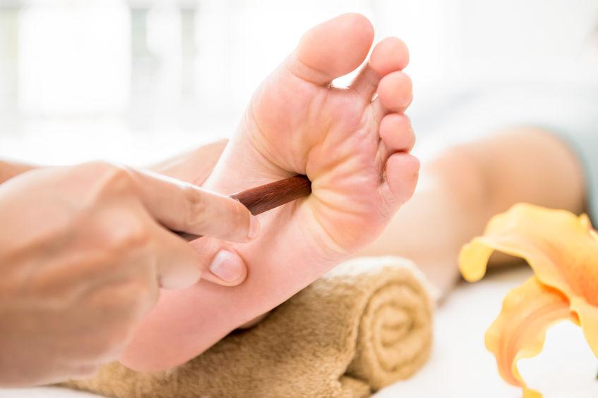 Foot Massage Techniques | DermalMedix