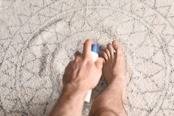 Antiperspirants to Help Foot Odor and Excessive Sweating