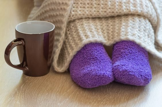 Why Are My Feet Cold? How to Help Cold Feet and Toes