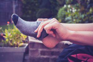 prevent smelly feet | DermalMedix